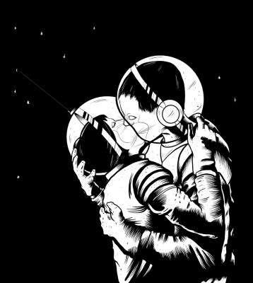 Lovenauts Illustration