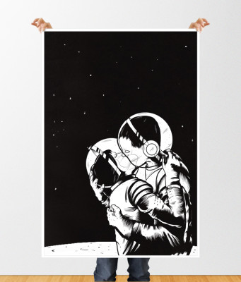 Lovenauts on Poster